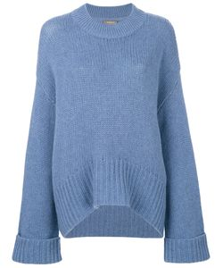 N.PEAL | Maxi Slouch Sweater Women One