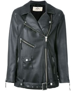 URBANCODE | Leather-Effect Jacket 10