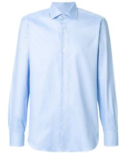 Barba | Classic Fitted Shirt