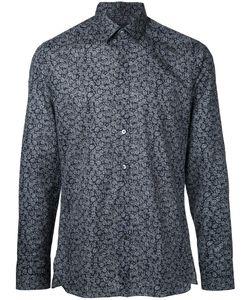 Lanvin | Рубашка С Узором Пейсли