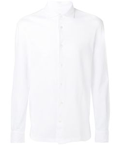 Barba | Narrow Collar Shirt