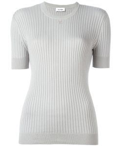 Courreges | Courrèges Ribbed Knit T-Shirt Size 4