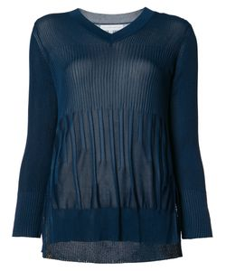 Nellie Partow | Ribbed Jumper Xs Rayon