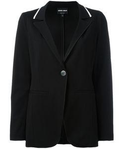 Giorgio Armani | Loose-Fit Blazer 44 Polyamide/Spandex/Elastane/Viscose