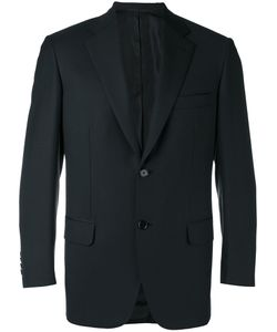 Brioni | Classic Blazer 46 Cupro/Wool/Cotton