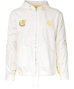 Gold | Vietnam Hooded Jacket Medium Cotton