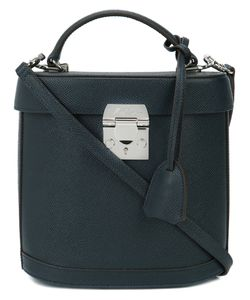 Mark Cross | Removable Strap Structured Tote