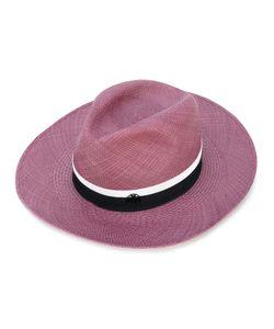 Maison Michel | Шляпа С Контрастной Тесьмой