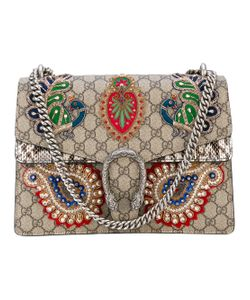 Gucci | Dionysus Embroidered Shoulder Bag