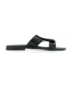 Manolita | Leather Slippers