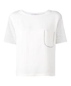 Fabiana Filippi   Pocket Stitch T-Shirt Size 46