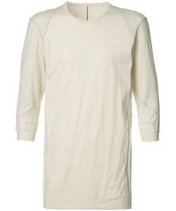 DEVOA | Three-Quarter Sleeve T-Shirt 3 Cotton