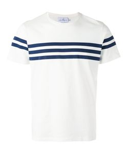 CUISSE DE GRENOUILLE | Triple Stripe T-Shirt Xl Cotton