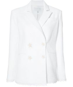 Rebecca Vallance | Harris Blazer 12 Acetate/Viscose/Cotton/Spandex/Elastane