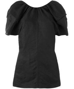 Céline   Structured Sleeve Blouse Size 38