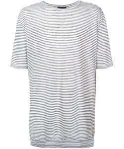 ATM Anthony Thomas Melillo | Striped T-Shirt Size Large