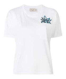 Maison Kitsune | Maison Kitsuné Paisley Embroidery T-Shirt