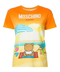 Moschino | Teddy Sunset T-Shirt Xs Cotton