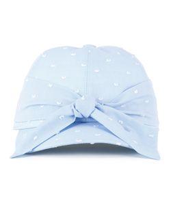 FEDERICA MORETTI | Bow Baseball Cap 62 Cotton