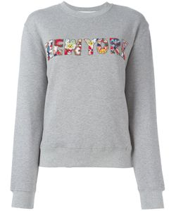 MSGM | New York Sweatshirt Xs Viscose/Cotton