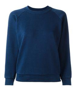 Maison Kitsune | Maison Kitsuné Printed Sleeve Sweatshirt Xs Cotton