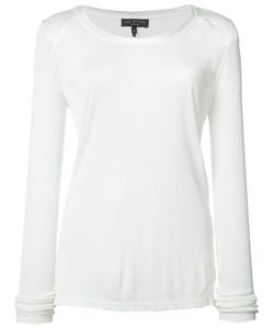Rag & Bone | Gunner Blouse Medium Silk