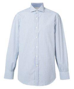 Brunello Cucinelli   Checked Shirt Size Medium