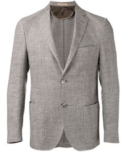 Corneliani | Patch Pockets Blazer Size 56