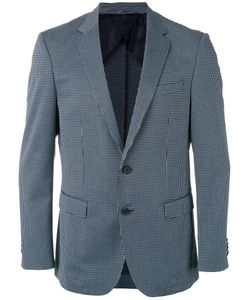 Boss Hugo Boss | Checked Blazer 52 Cotton/Polyamide/Polyester/Viscose