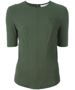 A.F.Vandevorst | Fitted T-Shirt 40 Polyamide/Spandex/Elastane