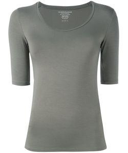 MAJESTIC FILATURES   Scoop Neck T-Shirt Size 1