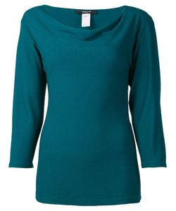Derek Lam | Cowl Neck Top 36 Viscose