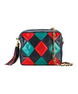 Chanel Vintage | Patchwork Quilted Shoulder Bag