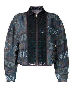 Kolor | Allover Print Bomber Jacket 2 Polyester