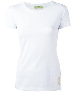 Versace Jeans | Logo Patch T-Shirt 44 Cotton/Spandex/Elastane