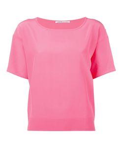 Agnona | Plain T-Shirt Size 42