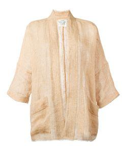 Forte Forte | Oversized Jacket 2 Linen/Flax