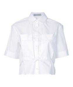 PALMER/HARDING | Palmer Harding Gathered Waist Shirt Size