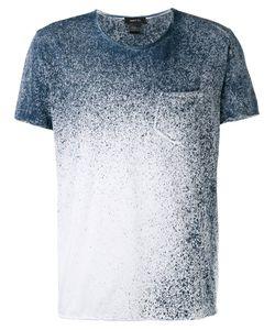 Avant Toi   Paint Effect T-Shirt Size Large