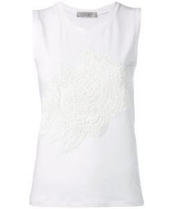 D.exterior | Embroidered Tank Top Size Xxl