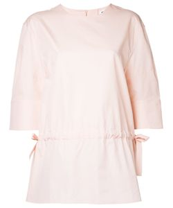 Jil Sander | Gathe Blouse 40 Cotton