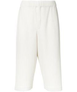 HOMME PLISSE ISSEY MIYAKE | Homme Plissé Issey Miyake Pleated Bermuda Shorts Mens Size 2