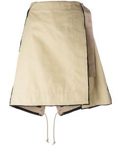 Sacai   Military Kilt Skirt Size