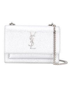 Saint Laurent | Monogram Sunset Chain Wallet Calf