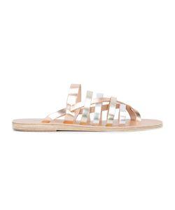 ANCIENT GREEK SANDALS   Gaia Sandals 40 Leather