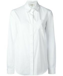 Isa Arfen   Concealed Fastening Shirt 10 Cotton