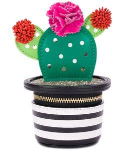 Kate Spade   Cactus Flower Pot Purse