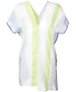 Lemlem | Striped Tunic Xs Cotton/Acrylic