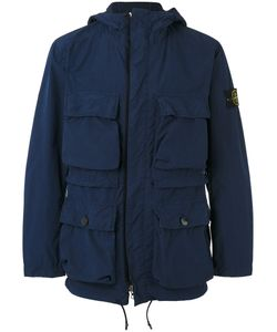 Stone Island | Hooded Military Jacket