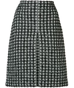 Sonia Rykiel | Houndstooth Pattern Skirt Size Medium